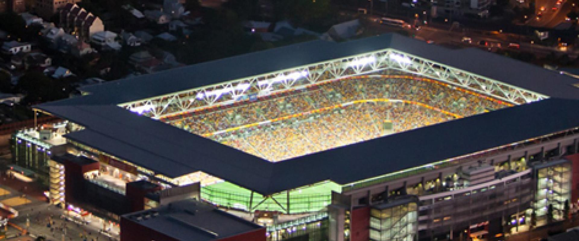 Got an event to attend at Suncorp Stadium - stay with us
